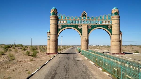Nukus - Khiva, Uzbekistan