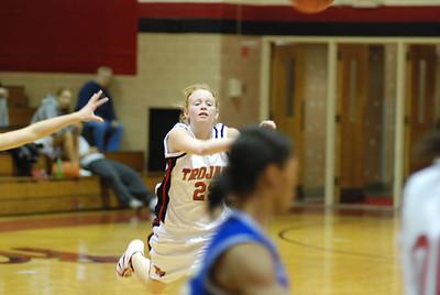 Girls' Basketball vs. CVCA2