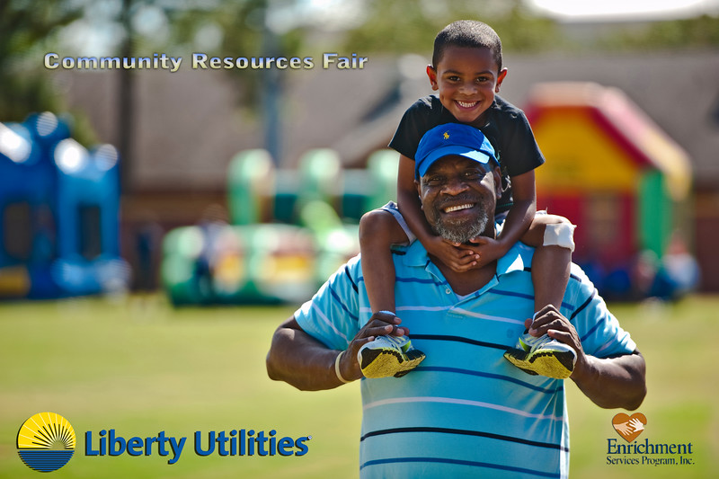 Liberty Utilities Community Resources Fair at Golden Park