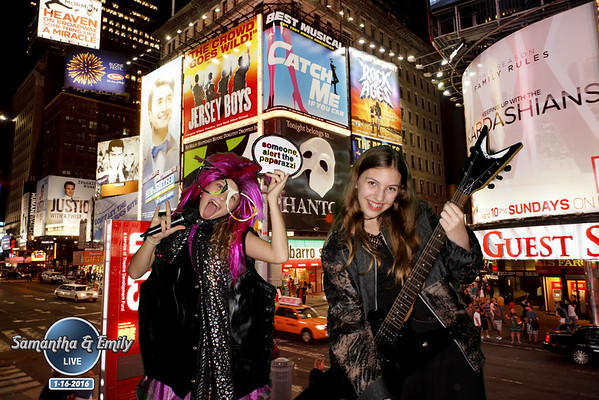 Samantha and Emily B'not Mitzvah 1-16-2016