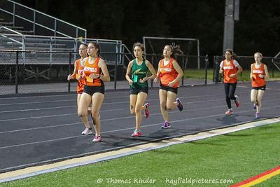 Girls Outdoor Track & Field at Fairfax 4/5/17