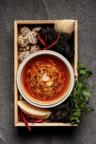 Sichuan Moon - a restaurant at Wynn Palace Macau established in partnership with chef André Chiang.