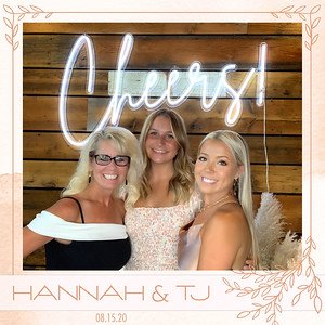 Hannah + TJ Wedding