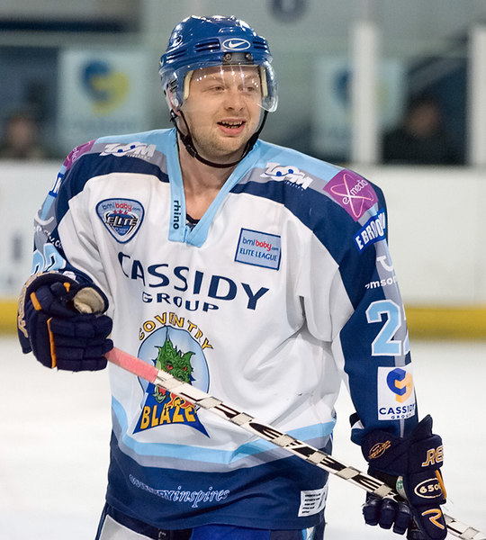 Blaze v Belfast Giants - 10/12/2006