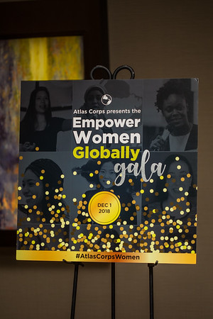 Atlas Corps Empowering Women Globally Gala 2018