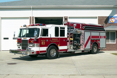 SAVOY FIRE DEPARTMENT