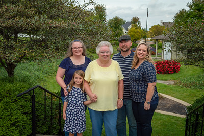 Nussbaum Family - September 2019