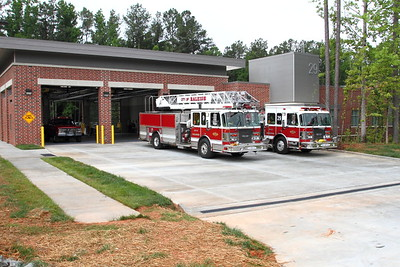 RFD Sta 29 - New Station (2014-15)