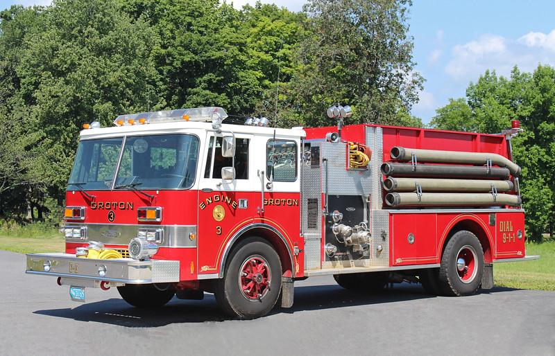 Engine 3 1989 Pierce Dash 1250 / 1000
