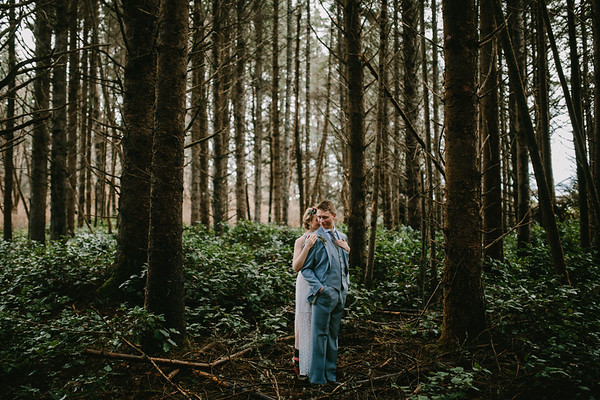 Danielle & Thayer Elopement