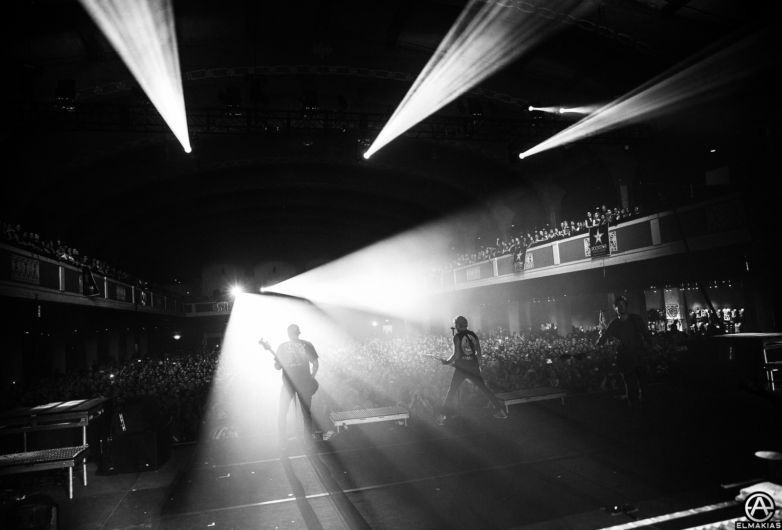 All Time Low by Adam Elmakias - Back To The Future Hearts Tour