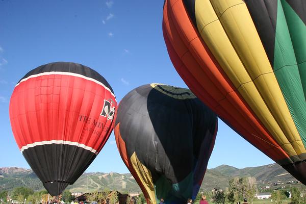 Park City Balloon and Parachute Jun 21, 2006