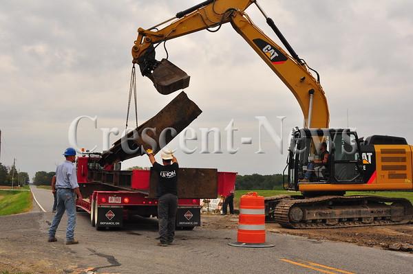 09-29-15 NEWS Removing Bridge on Jericho Road