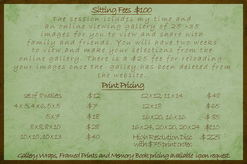 Print Pricing