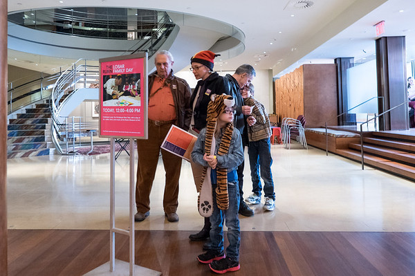 Family Day 2014 at the Rubin Museum of Art