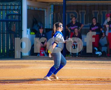 2020 V. Softball Vs. Bowdon Edited -Sophia Law