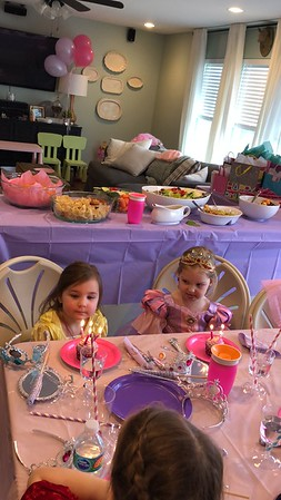 Audrina's 3rd Birthday Party