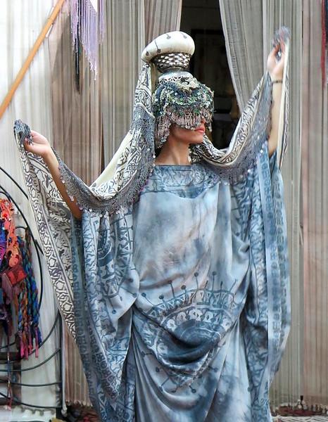Fashion Show in Samarkand - Serguei Oushakine
