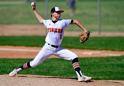 Photos: Erie Vs. Longmont Baseball 5/27/21