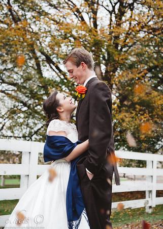 | Emily + Jim | November 1, 2014 |
