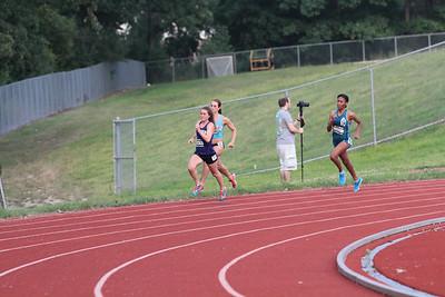 First Turn/Finish Line, Women's SOS Rehydrate 800M - 2014 Michigan Track Classic -john