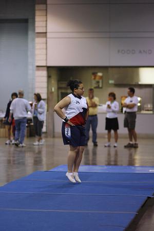 Sokol National Gymnastics Meet : David L. Lawrence Convention Center, Pittsburgh, PA. : 30 June 2007