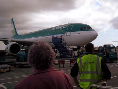 Ireland Bicycle Adventure Club Tour Part 1