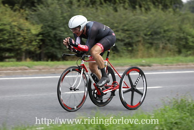 Yorkshire Cycling Federation Spoco 15 and 30 mile TT August 18th 2018