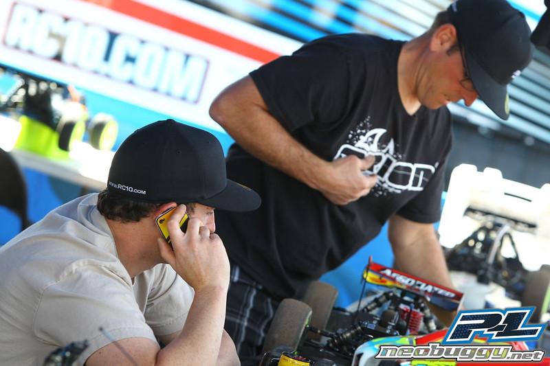2012 Dirt Nitro Challenge - Day 1, Practice
