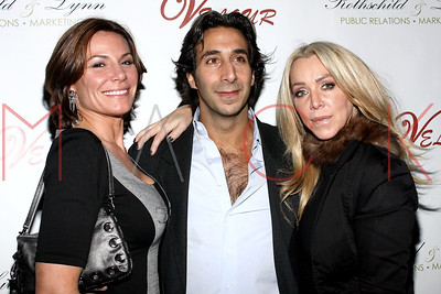 New York, NY - December 14:  The  holiday party hosted by Anna Rothschild, New York, USA.