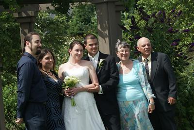 Jack and Leigh  wedding, July 30, 2009-1