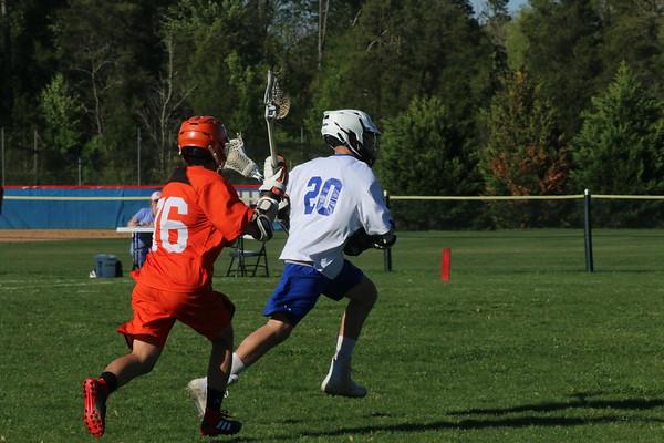 Junior Prep Lacrosse vs. Woodberry Forest - Apr 23