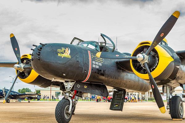CAF WW II Aircraft