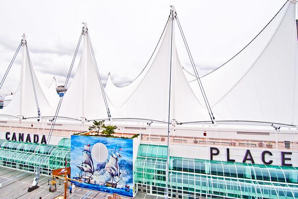 Alaska Cruise and Vancouver BC