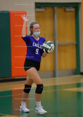 East Bladen vs East Columbus jv volleyball 8/30/21