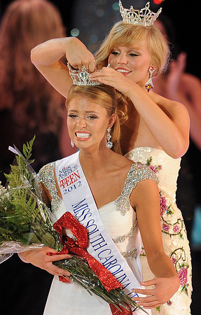 Miss South Carolina 2012