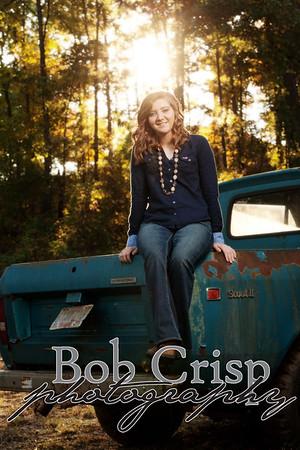 Holly Ponder senior portraits