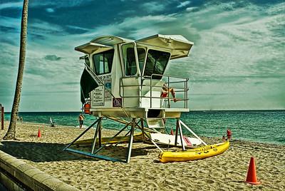 Fort Lauderdale : Beach Scenes