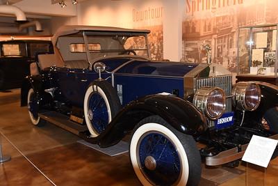 MA, Springfield - Lyman & Merrie Wood Museum of Springfield History