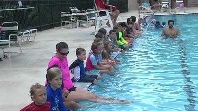 2018 World's Largest Swim Lesson