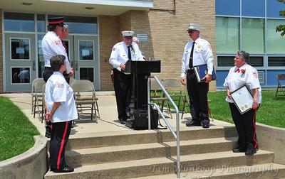 Alpha Fire Co 100th Anniversary Parade