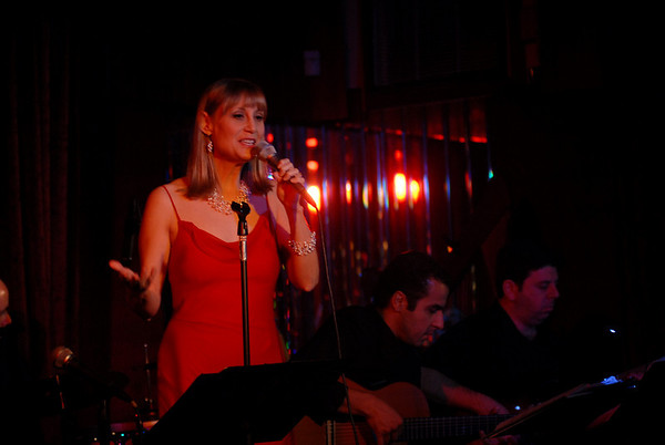 Irene Sings