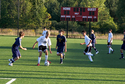 2008, September 16 vs. Hudsonville, JV