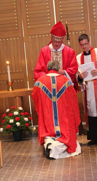 Ordination of Arthur Scrutchins