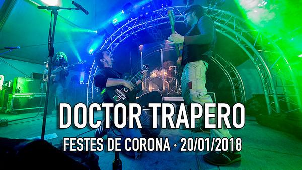 DOCTOR TRAPERO CORONA