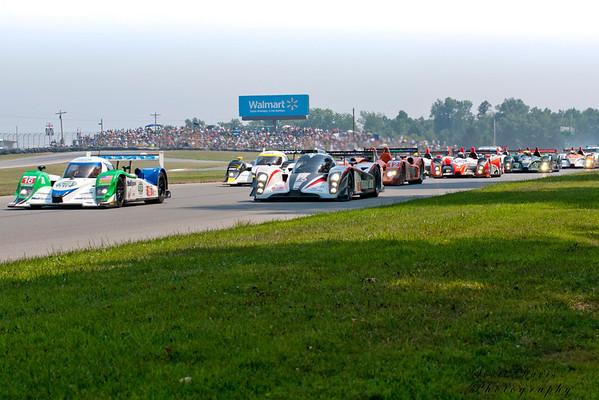 Mid-Ohio Sports Car Challenge 8-6-2011