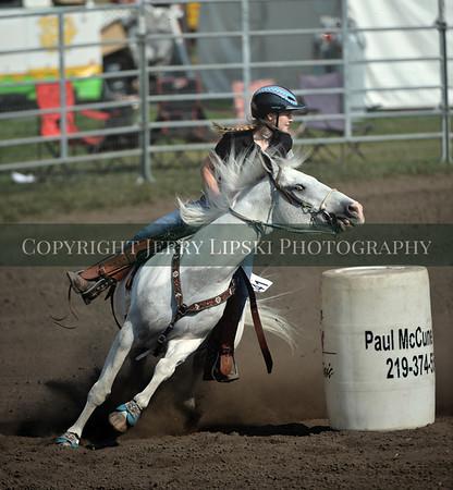 Event 33 - Pony Barrels 18 & Under