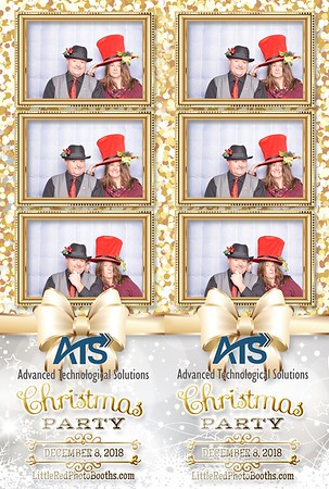 ATS Christmas Party 12-8-18