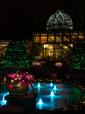 Lewis Ginter 2016 Holiday Lights
