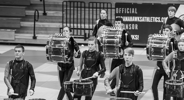 2019 Indoor Percussion and Winds